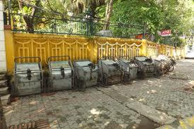 TP.HCM - Lại thí điểm xe thu gom rác tại nguồn