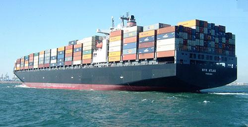 Vận tải hàng hóa đường biển quốc tế bằng container