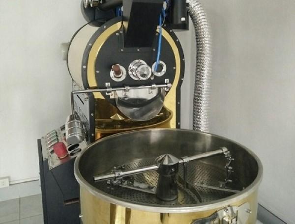 Nói không với sản phẩm máy rang cafe chạy bằng than