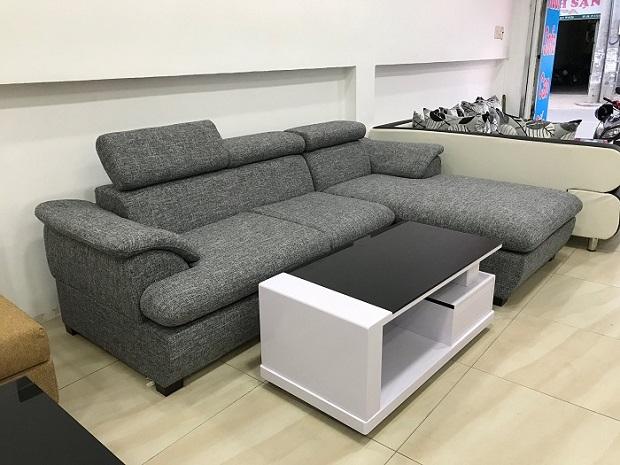 Kinh nghiệm chọn mua ghế sofa chữ L giá rẻ cho phòng khách